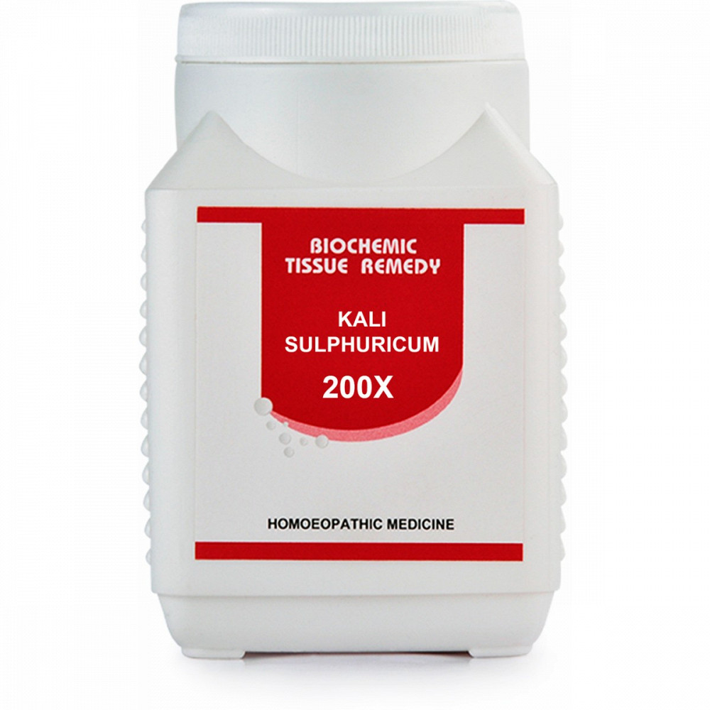 Bakson Kali Sulphuricum 200X 450g