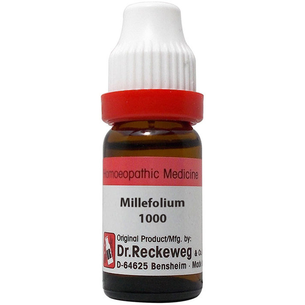 Dr. Reckeweg Millefolium 1M 1000 CH 11ml