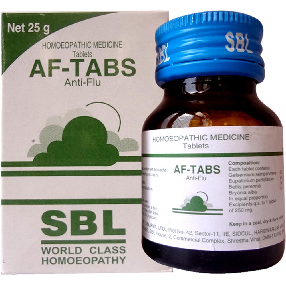 SBL AF Tabs 25g