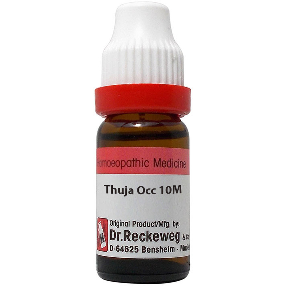 Dr. Reckeweg Thuja Occidentalis 10M CH 11ml