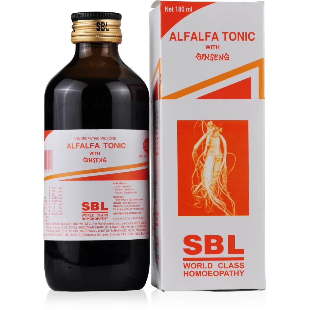 SBL Alfalfa Tonic 180ml