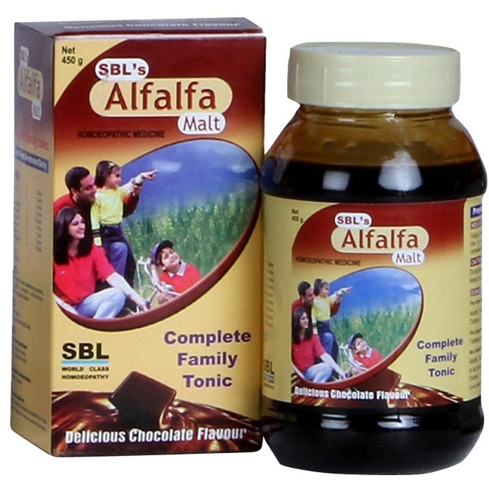 SBL Alfalfa Malt 450g