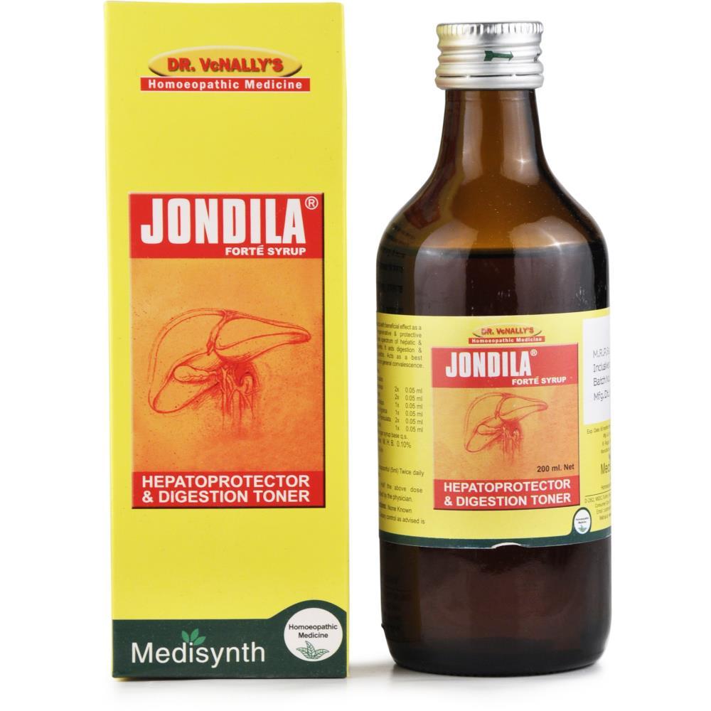 Medisynth Jondila Syrup 200ml