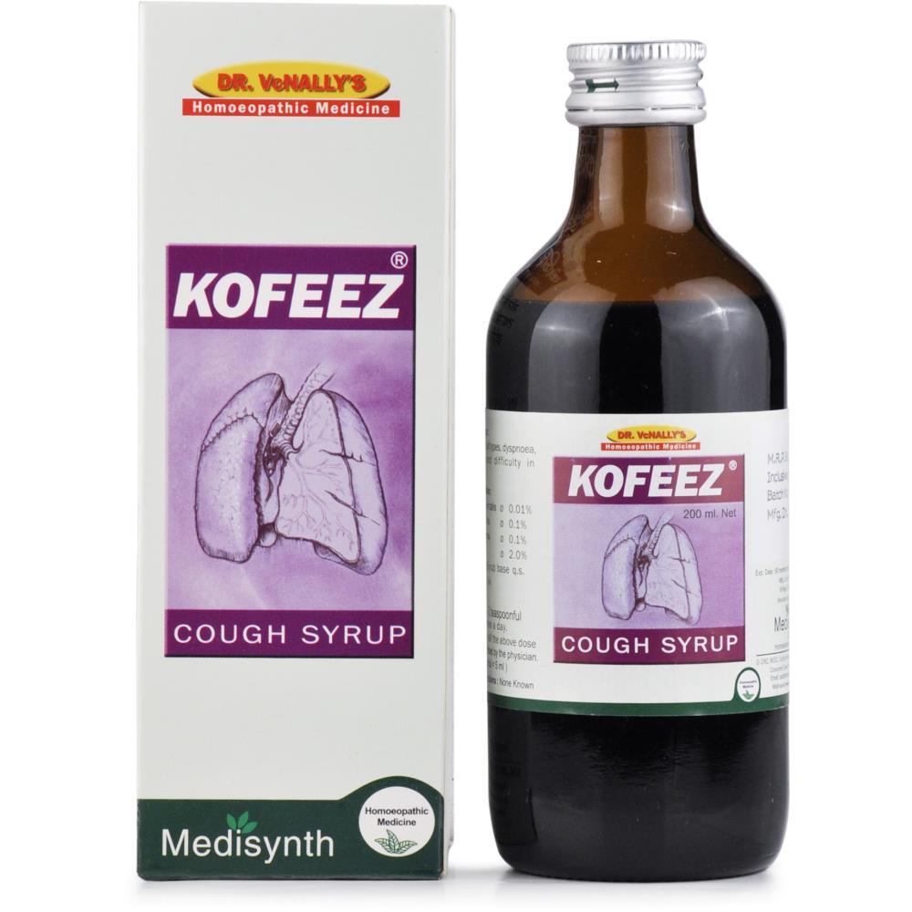 Medisynth Kofeez Syrup 200ml