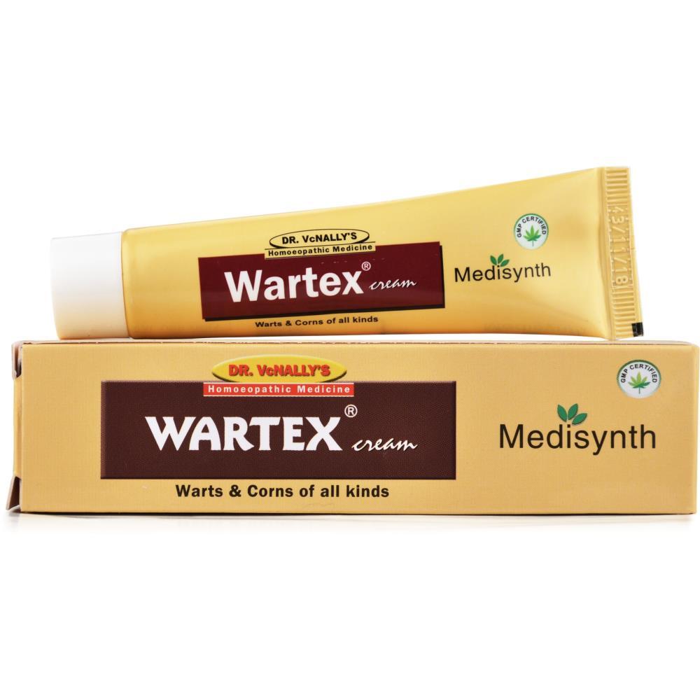 Medisynth Wartex Cream 20g