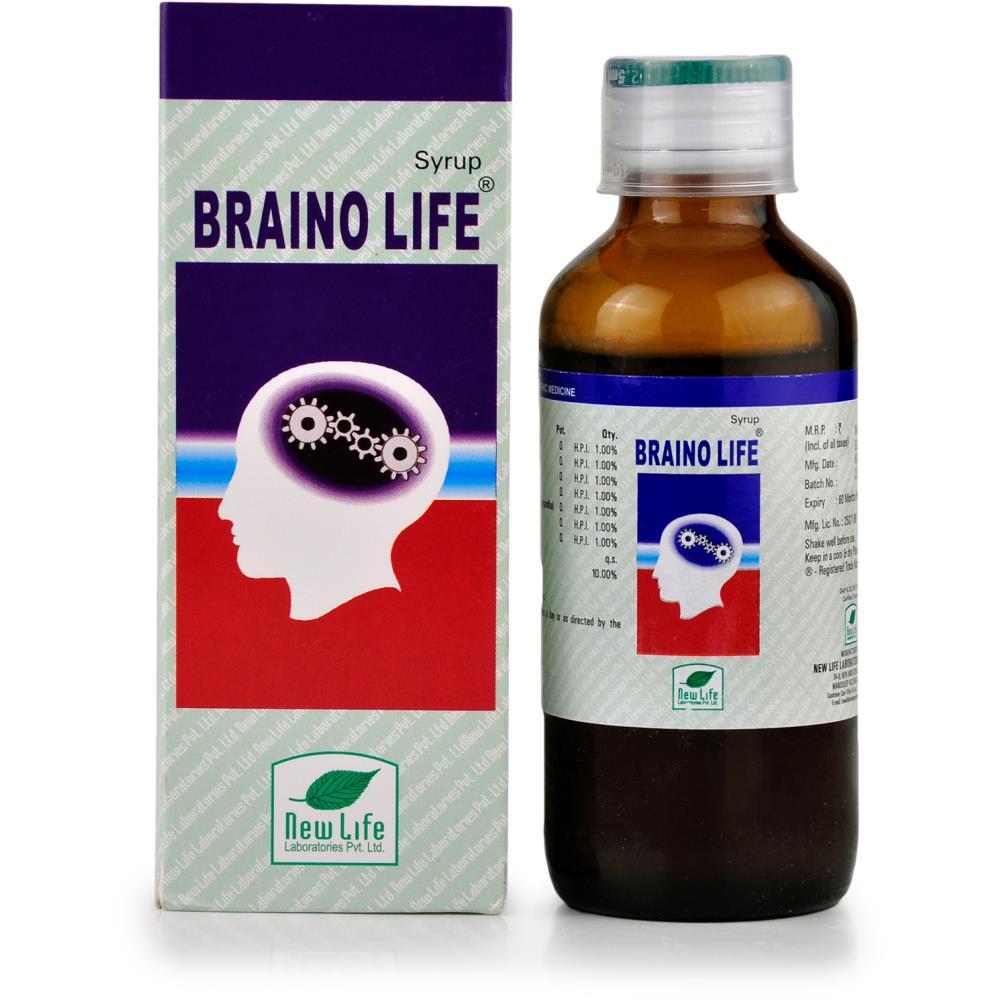 New Life Braino life Syrup 100ml