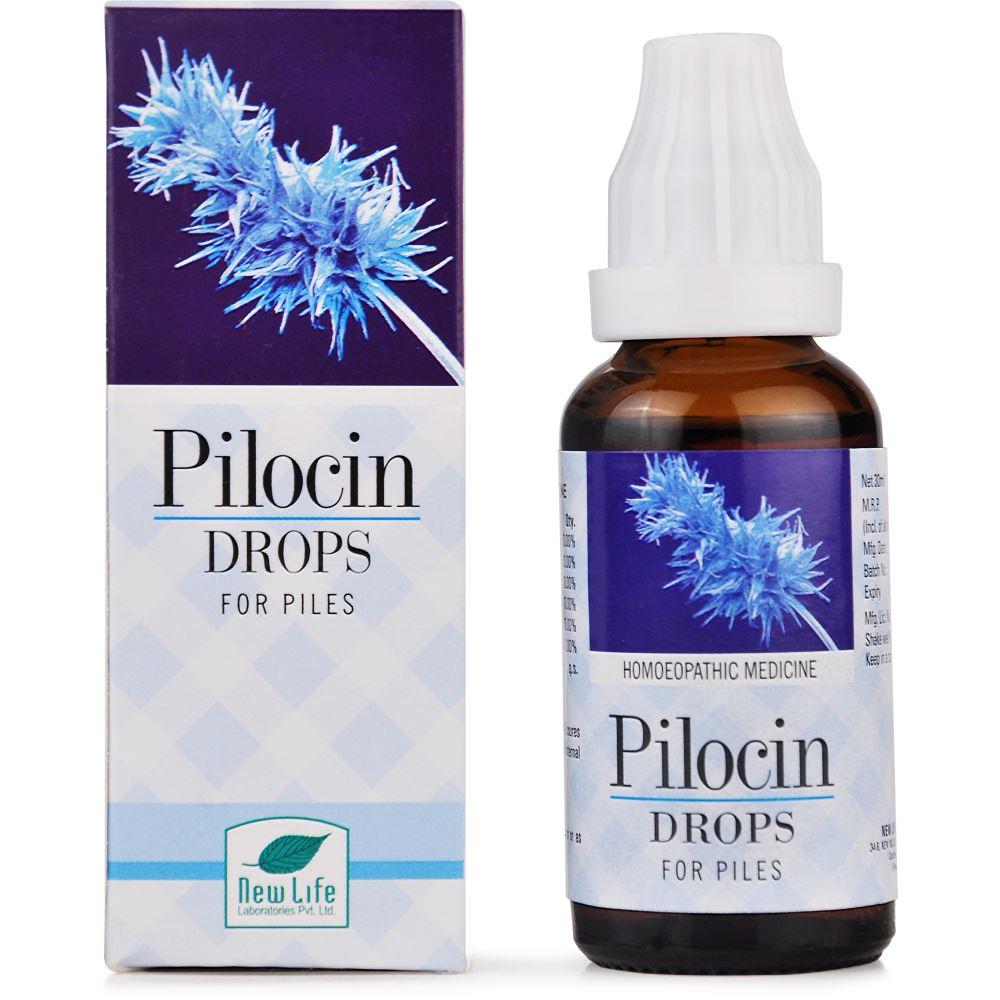 New Life Pilocin Drops 30ml