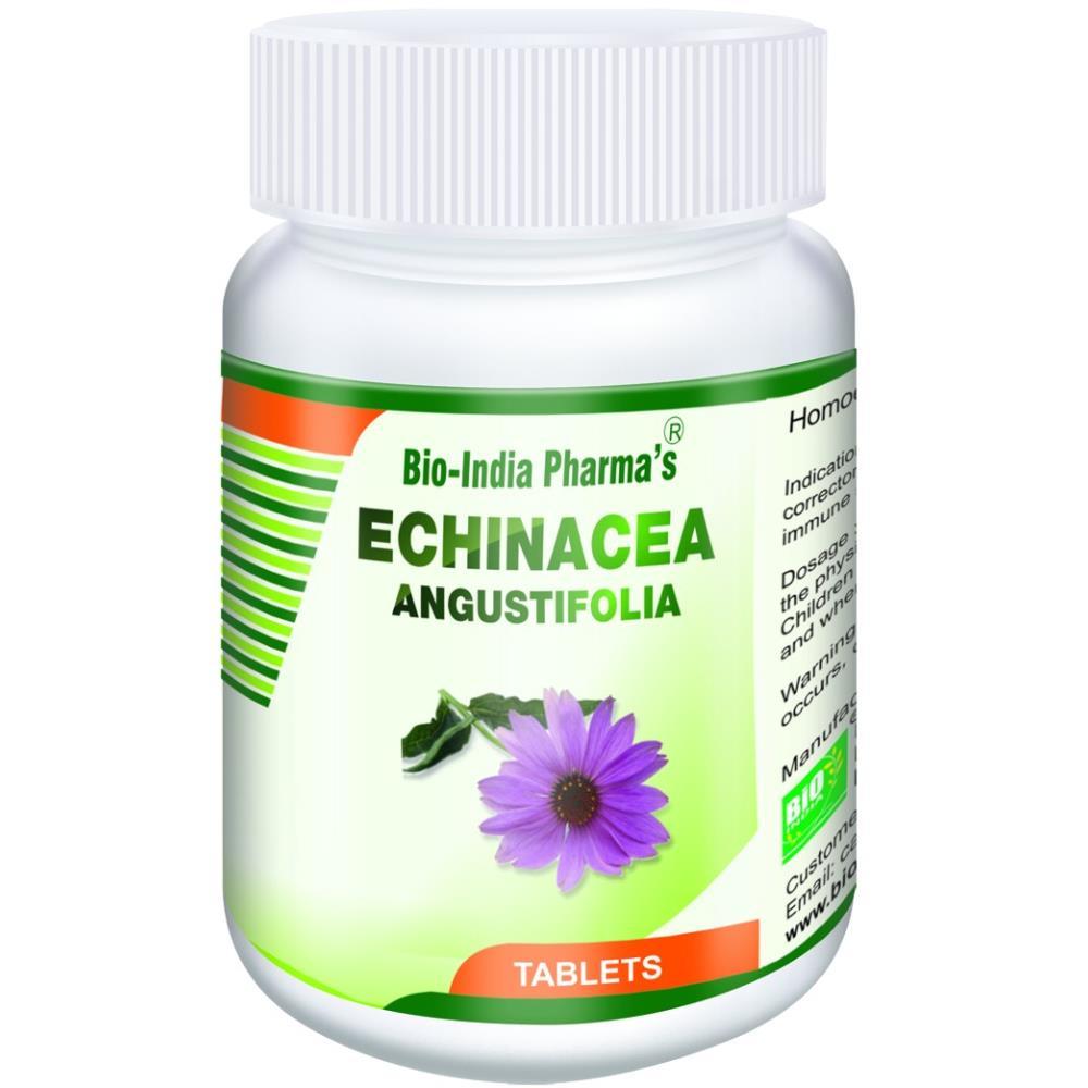 Bio India Echinacea Angustifolia Tablet 20g