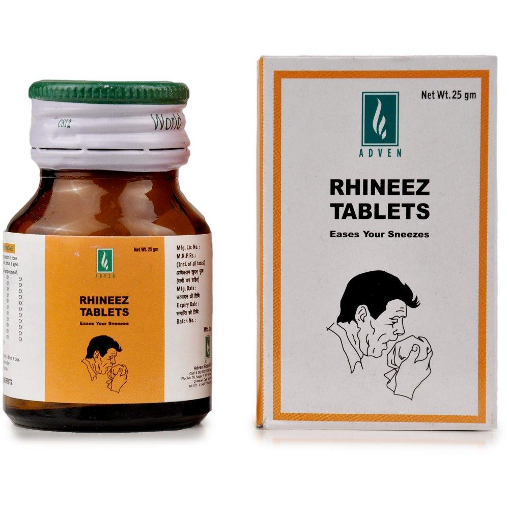 Adven Rhineez Tablet 25g