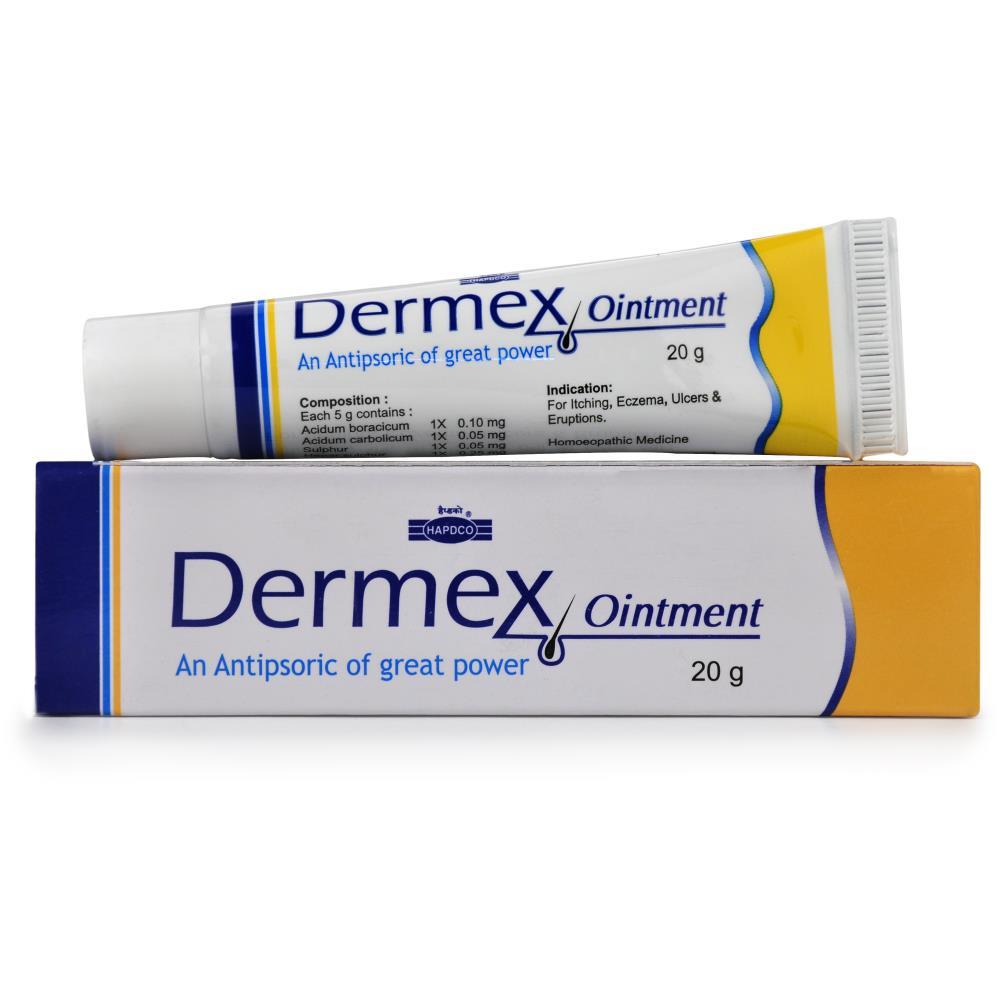 Hapdco Dermex Ointment 20g