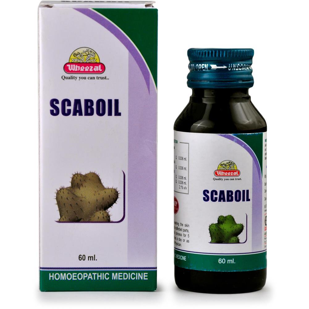 Wheezal Scaboil 60ml
