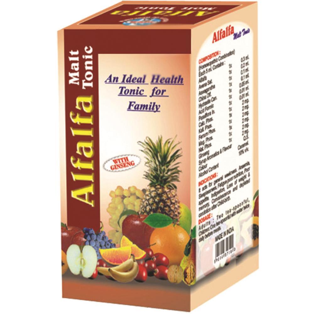 DR. S C DEBS Alfalfa Malt with Ginseng 500g