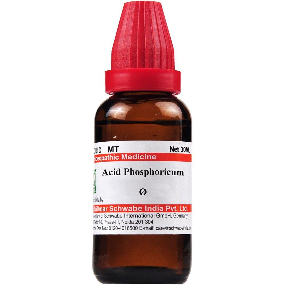 Willmar Schwabe India Acid Phosphoricum 1X Q 30ml