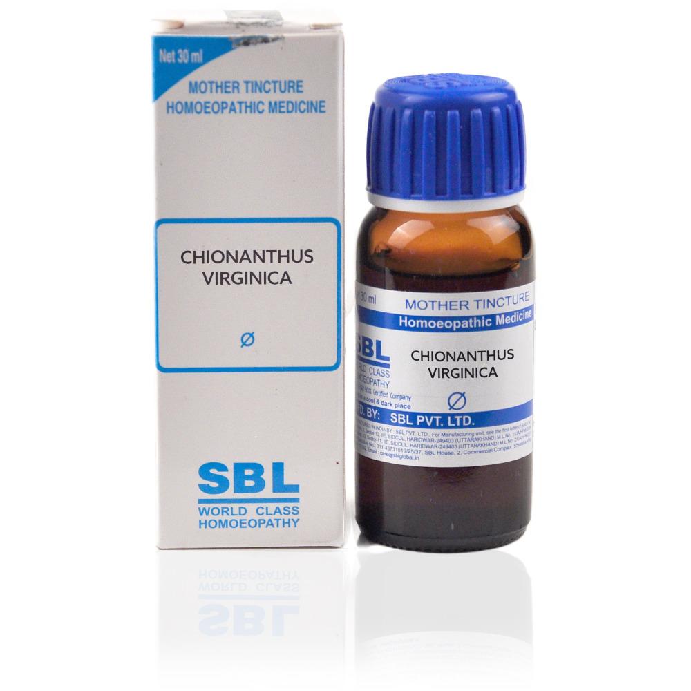 SBL Chionanthus Virginica 1X Q 30ml