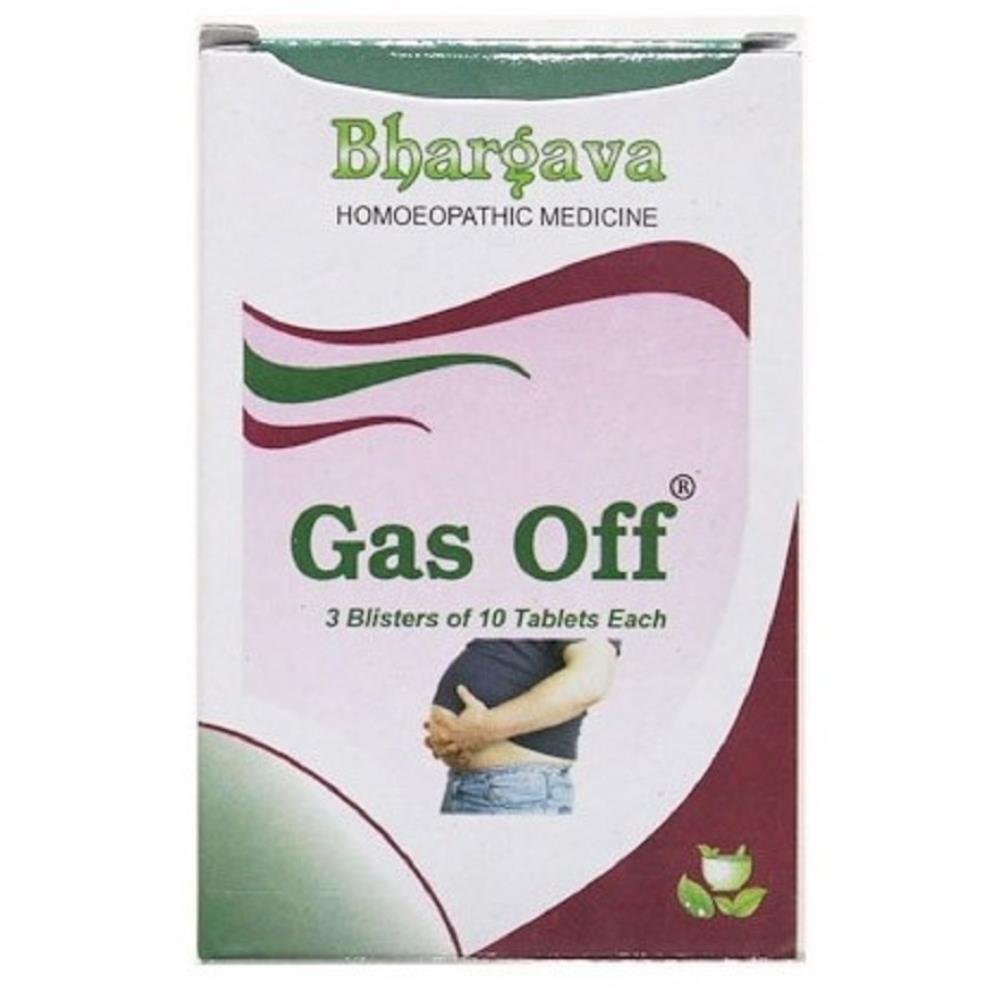 Dr. Bhargava Gas Off Tablet 10tab