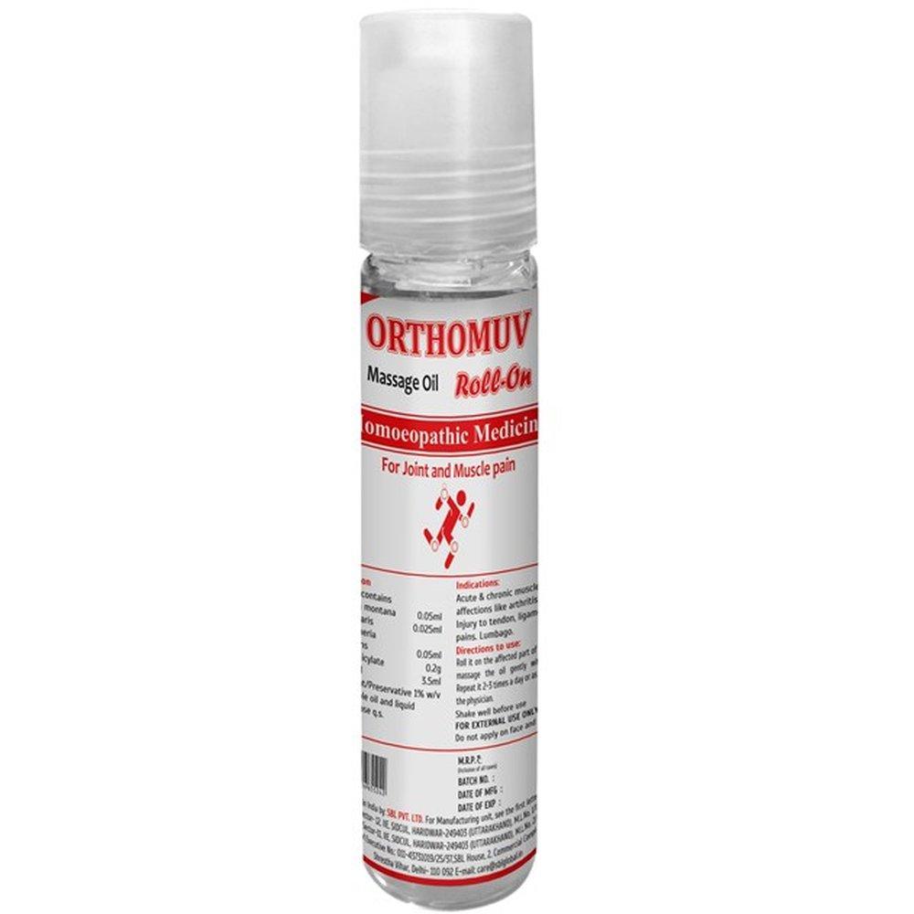 SBL Orthomuv Roll-On 10ml