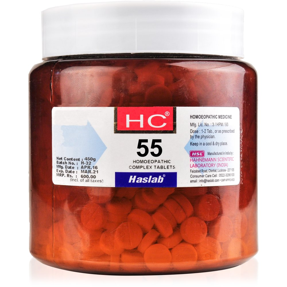 Haslab HC 55 Acidito Complex 550g