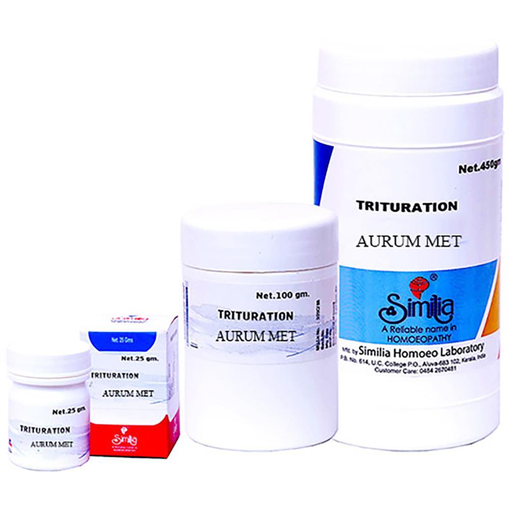 Similia India Aurum Met 6X 25g
