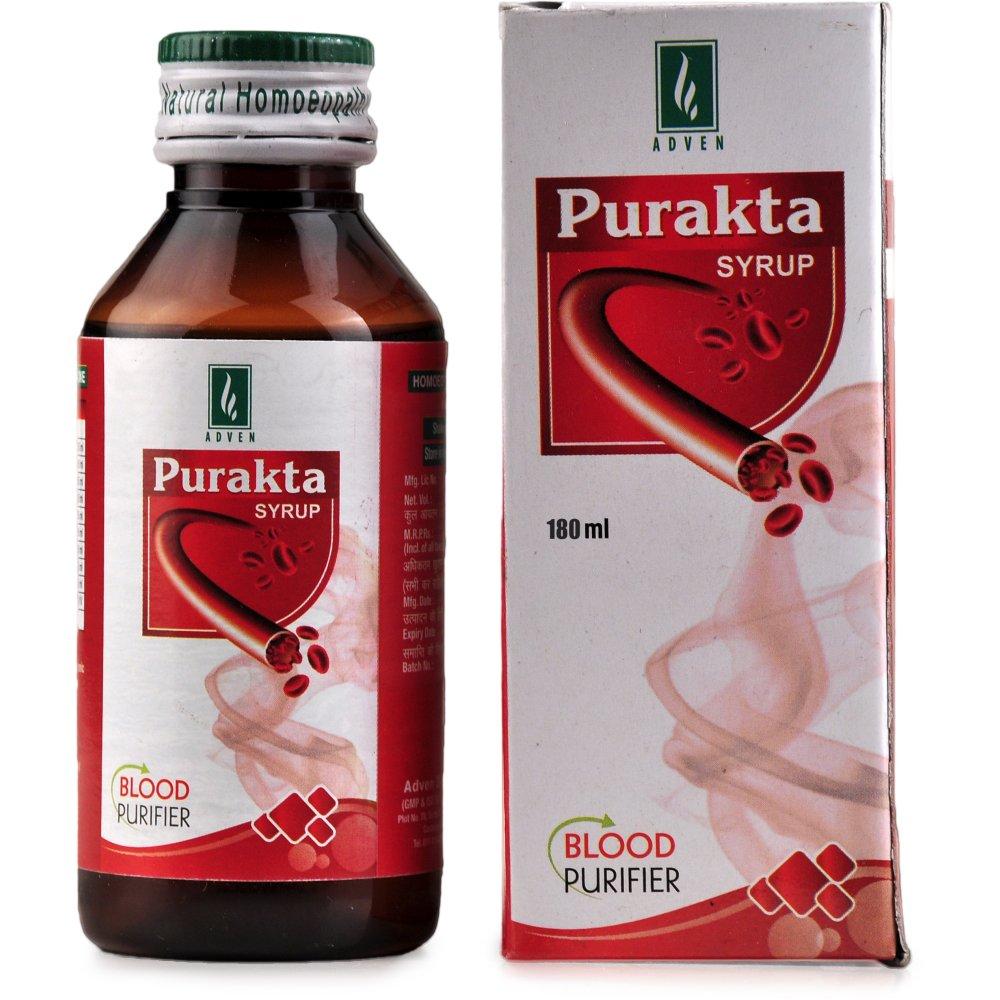 Adven Purakta Syrup 180ml