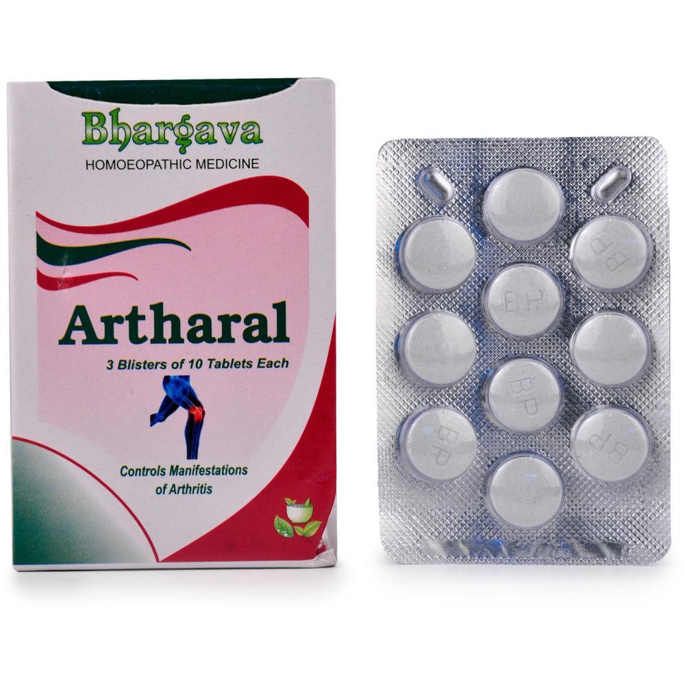 Dr. Bhargava Artharal Tablets 30tab