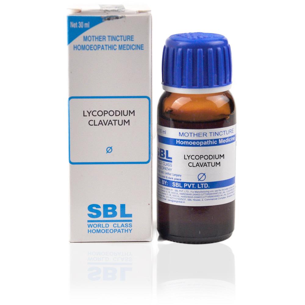SBL Lycopodium Clavatum 1X Q 30ml