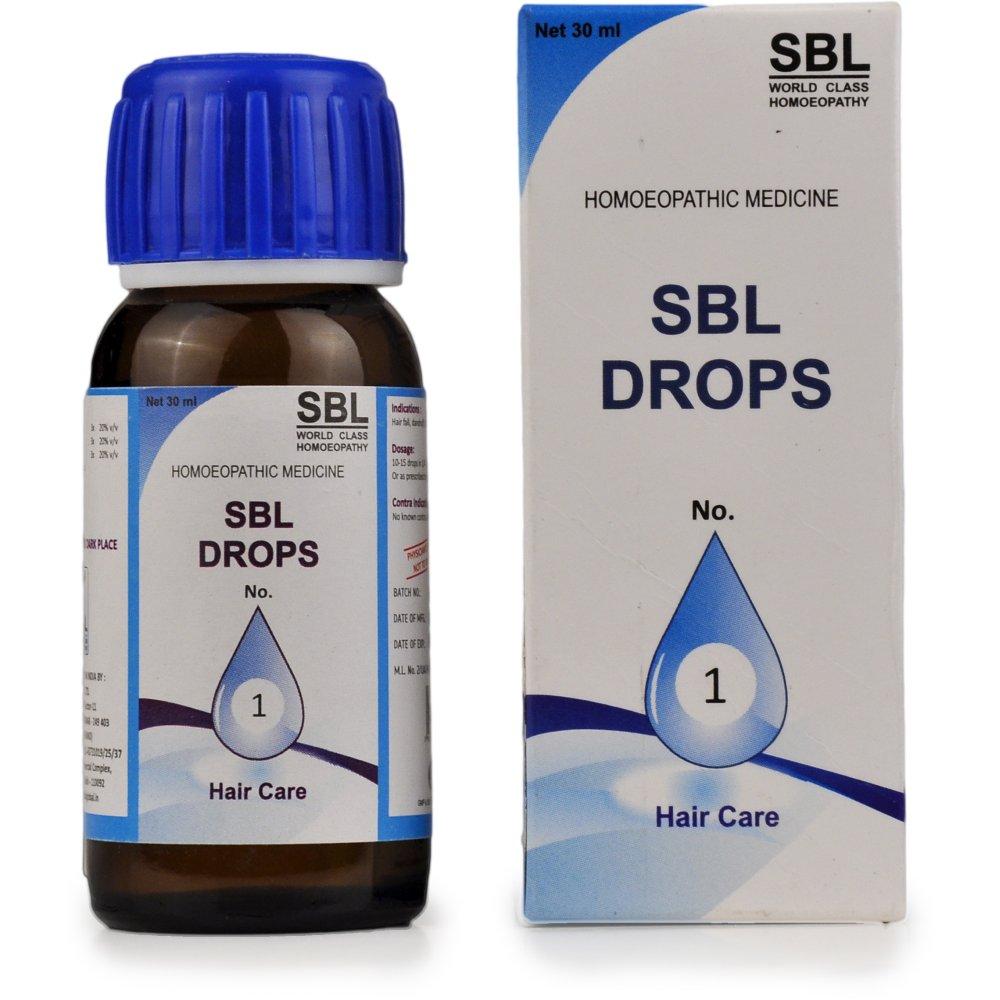 SBL Drops No 1 Hair Care 30ml