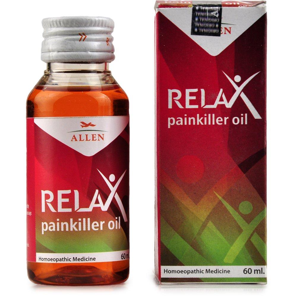 Allen Relax Pain Killer Oil 60ml