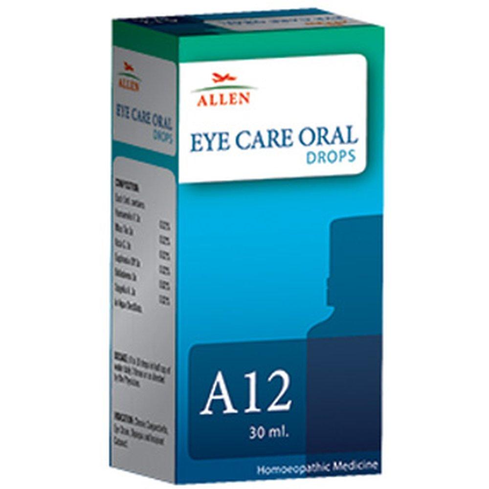 Allen A12 Eye Care Oral Drops 30ml