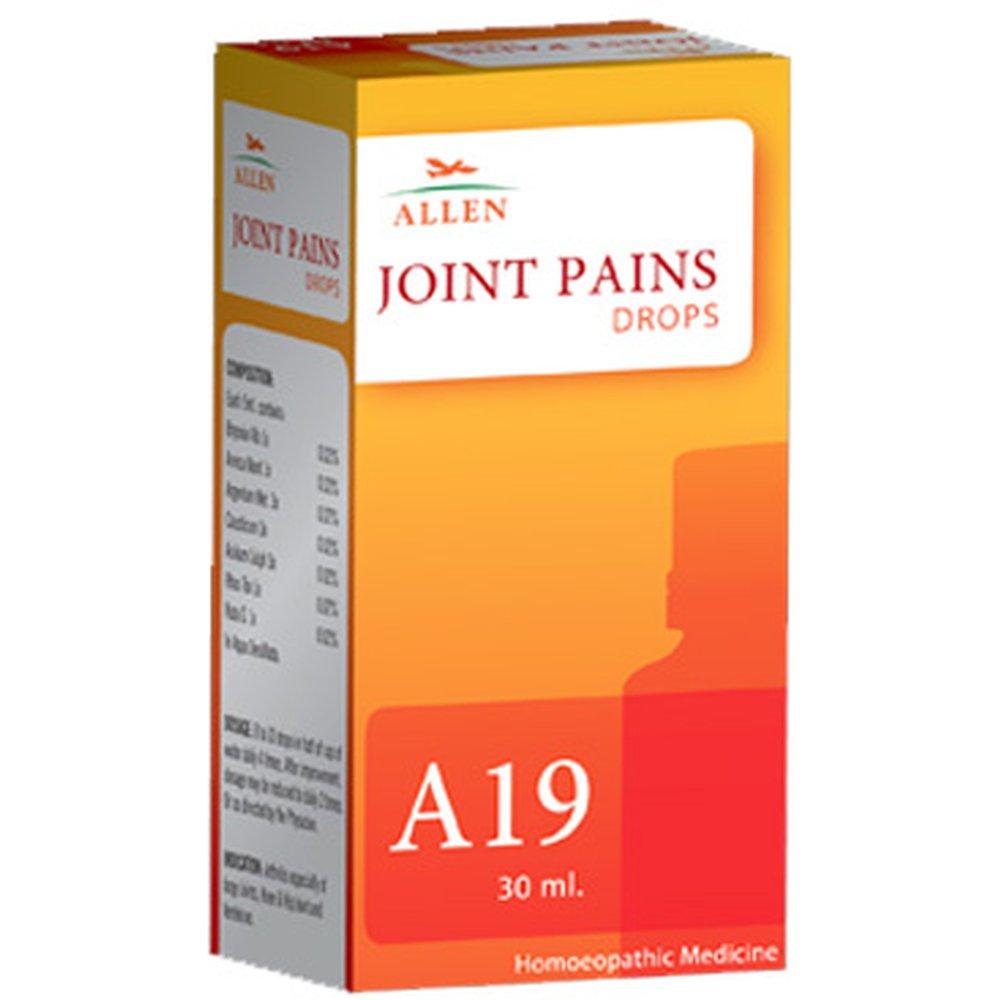 Allen A19 Joint Pains Drops 30ml
