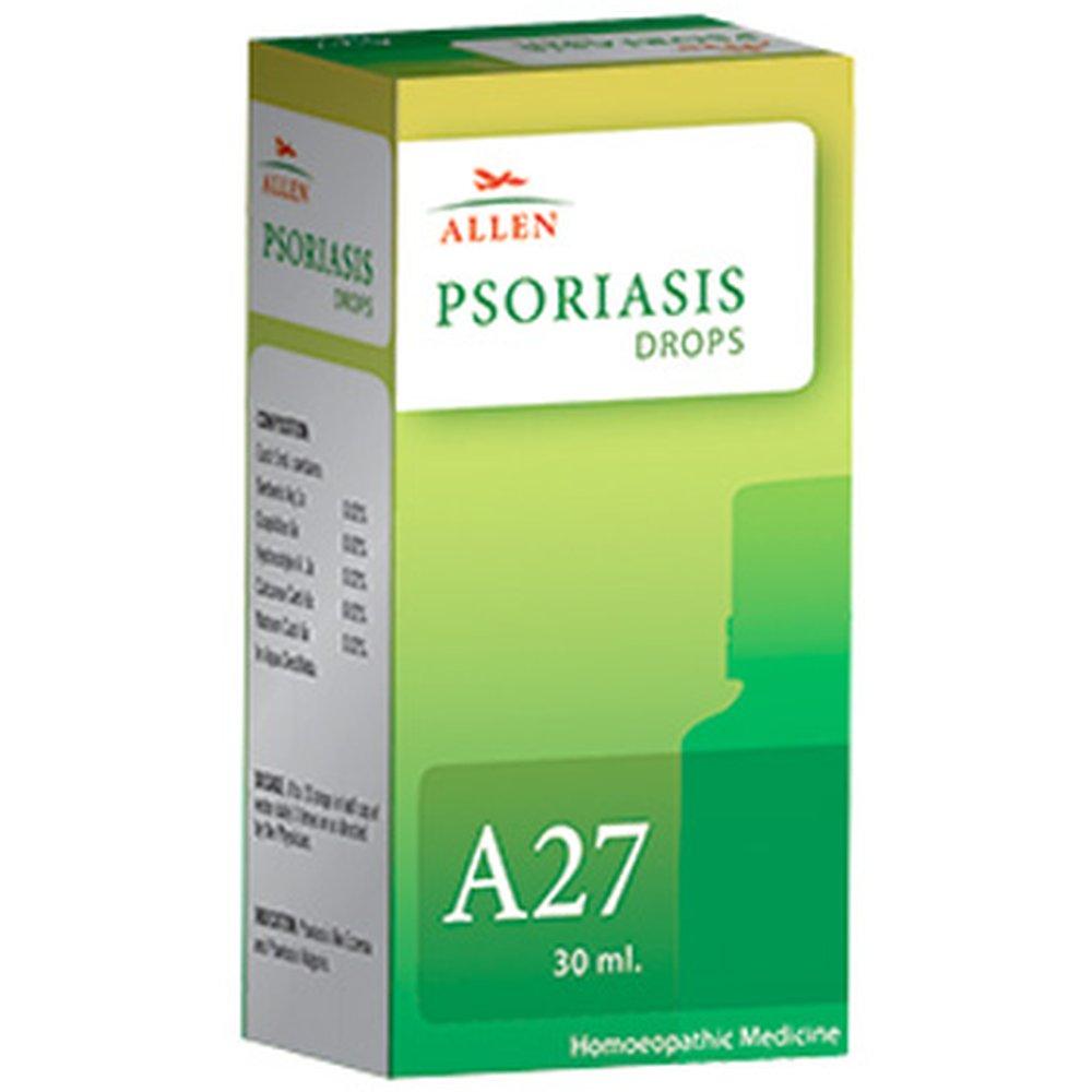 Allen A27 Psoriasis Drops 30ml