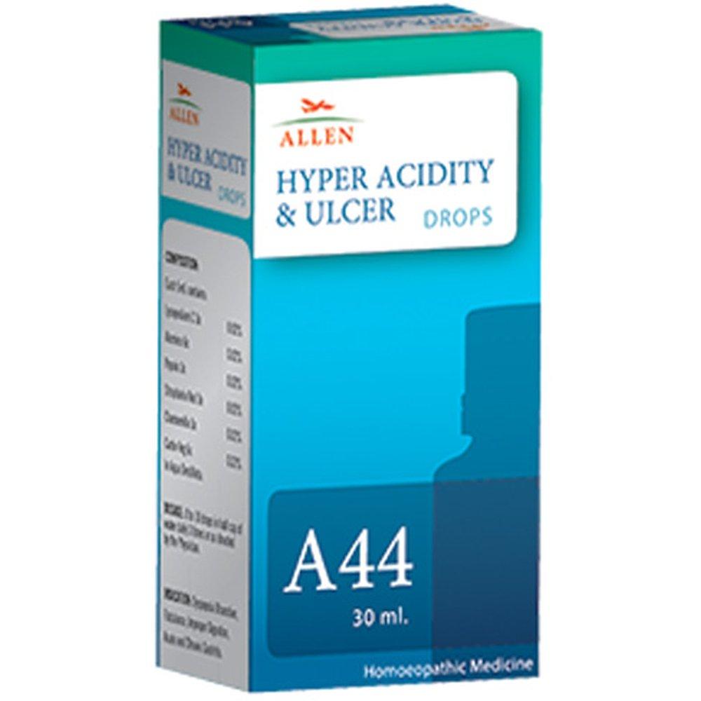 Allen A44 Hyper Acidity & Ulcer Drops 30ml