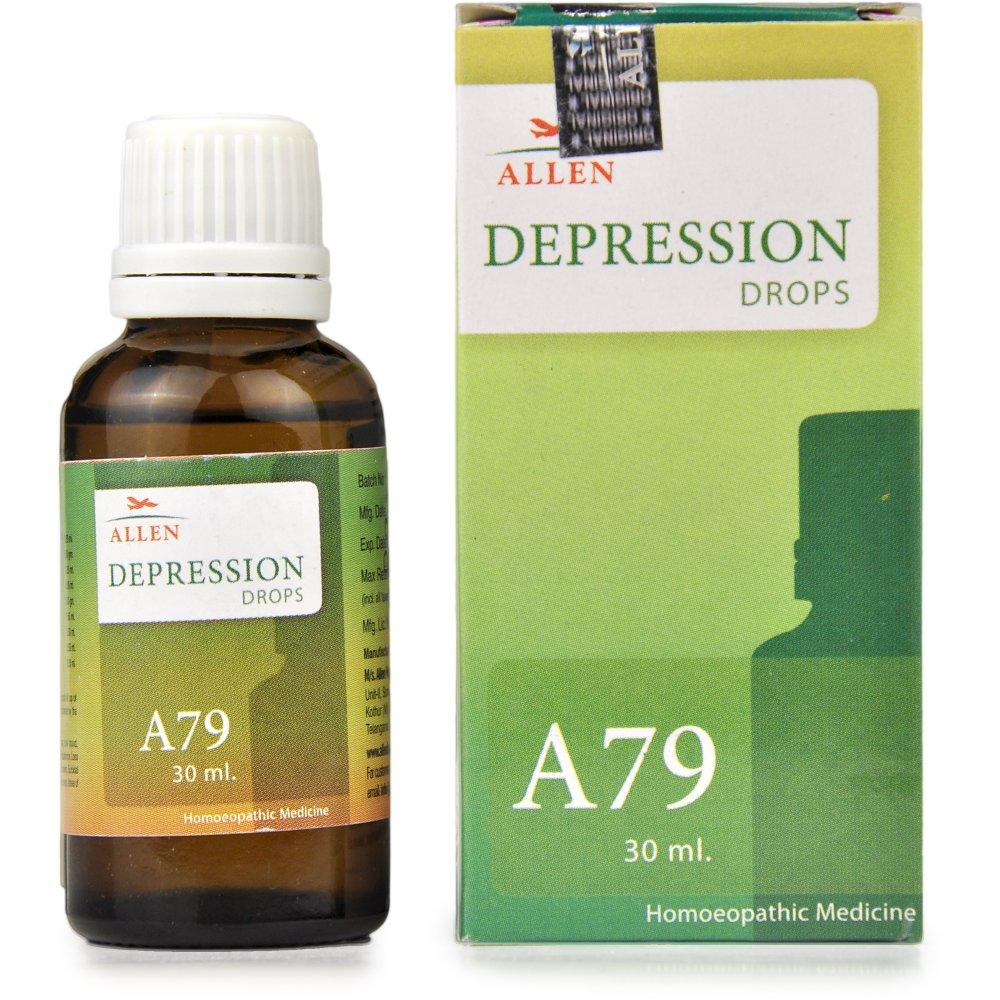 Allen A79 Depression Drops 30ml
