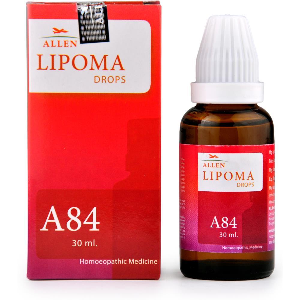 Allen A84 Lipoma Drops 30ml