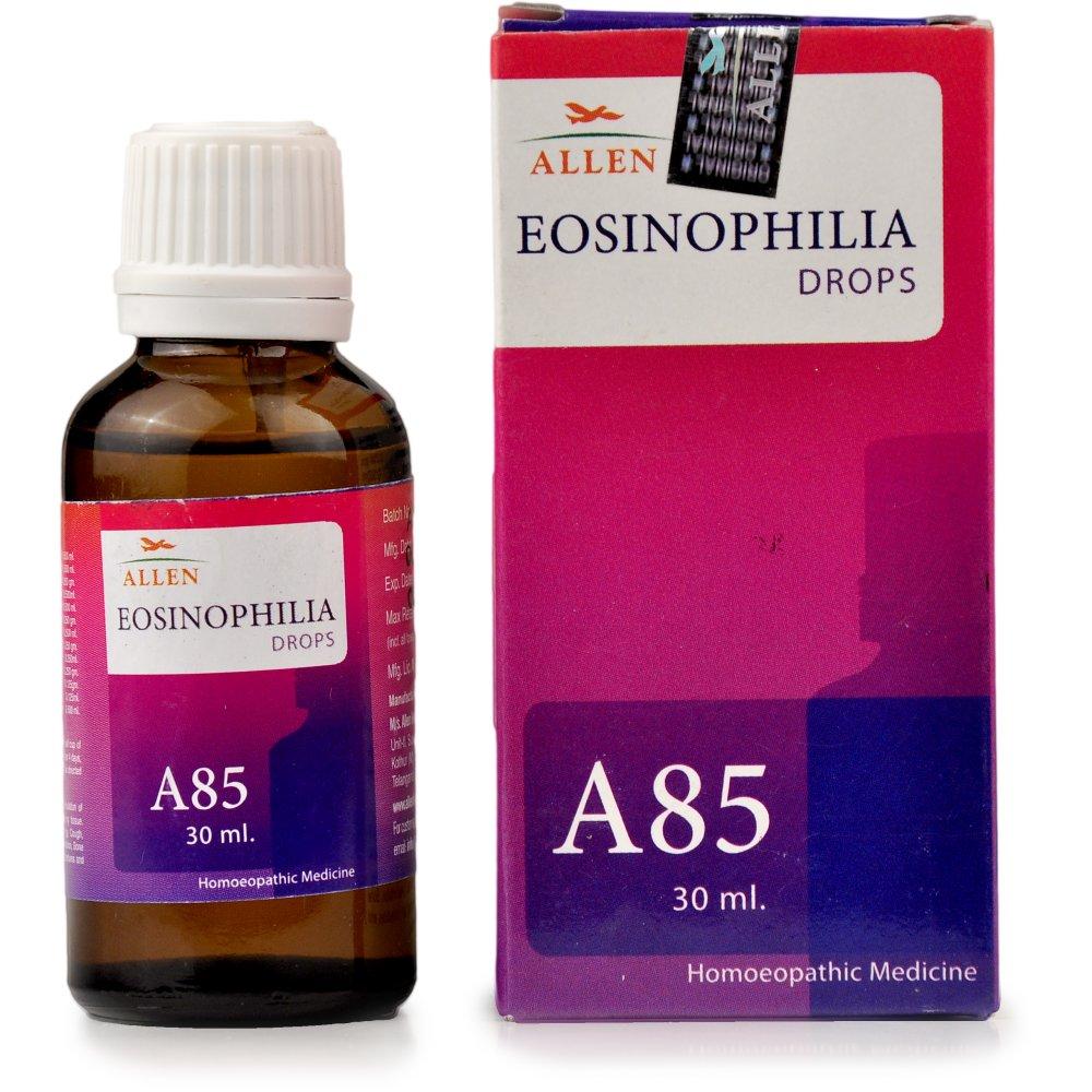 Allen A85 Eosinophilia Drops 30ml
