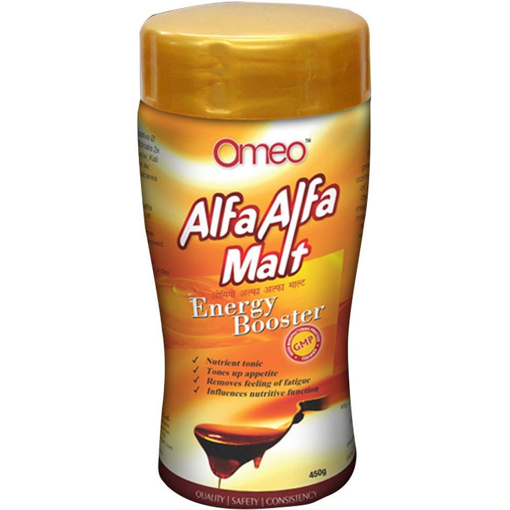 B Jain Omeo Alfa Alfa Malt 450g