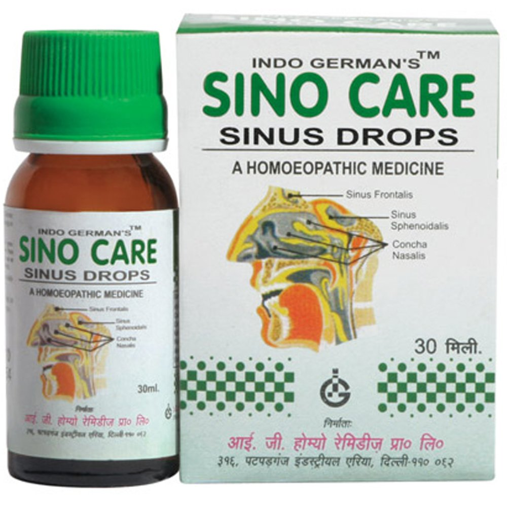 Indo German Sino Care Drops 30ml