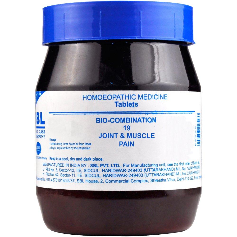 SBL Bio Combination 19 450g