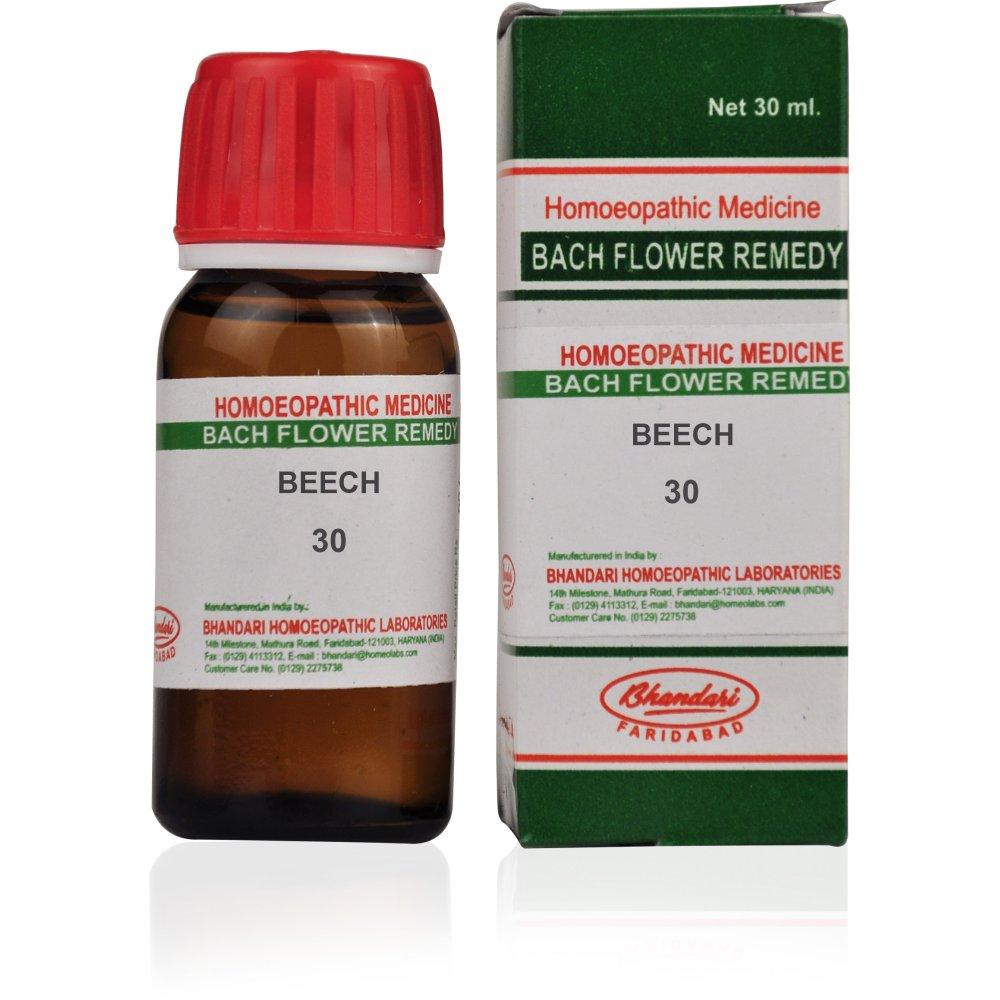 Bhandari Bach Flower Beech 30ml