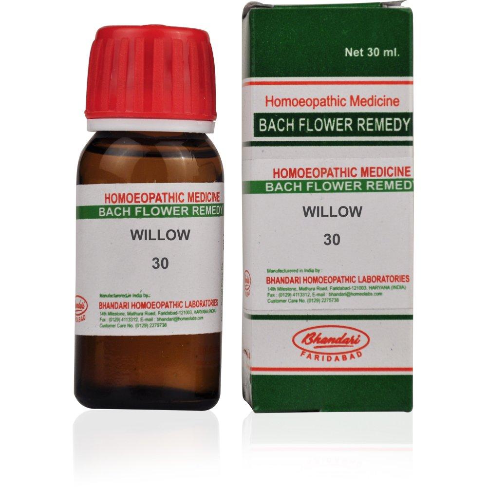 Bhandari Bach Flower Willow 30ml