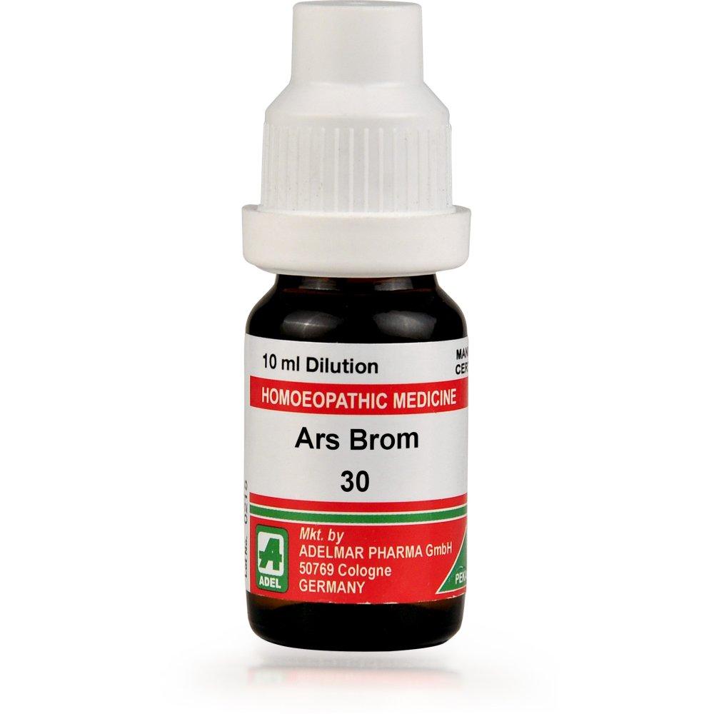Adel Pekana Arsenic Bromatum 30 CH 10ml