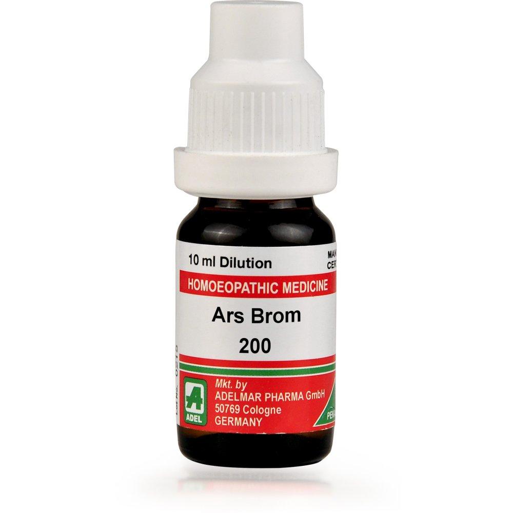 Adel Pekana Arsenic Bromatum 200 CH 10ml
