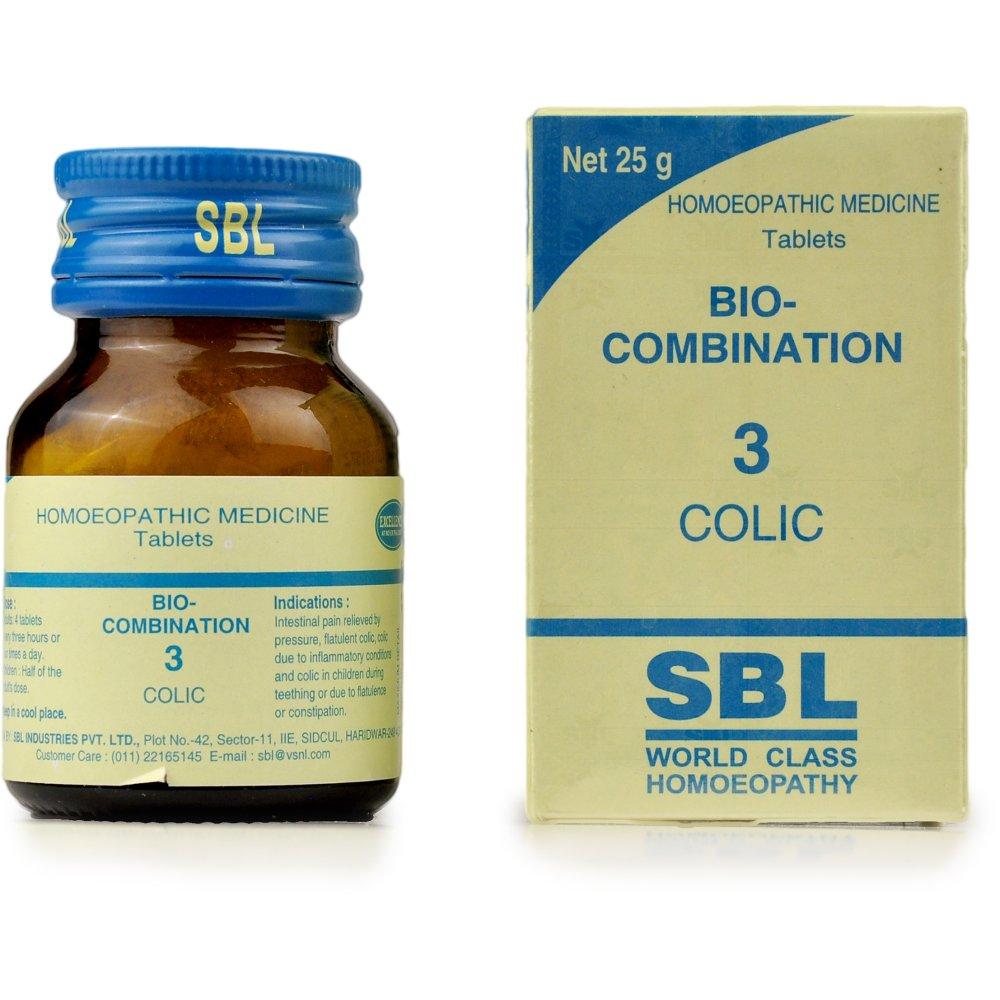 SBL Bio Combination 3 25g