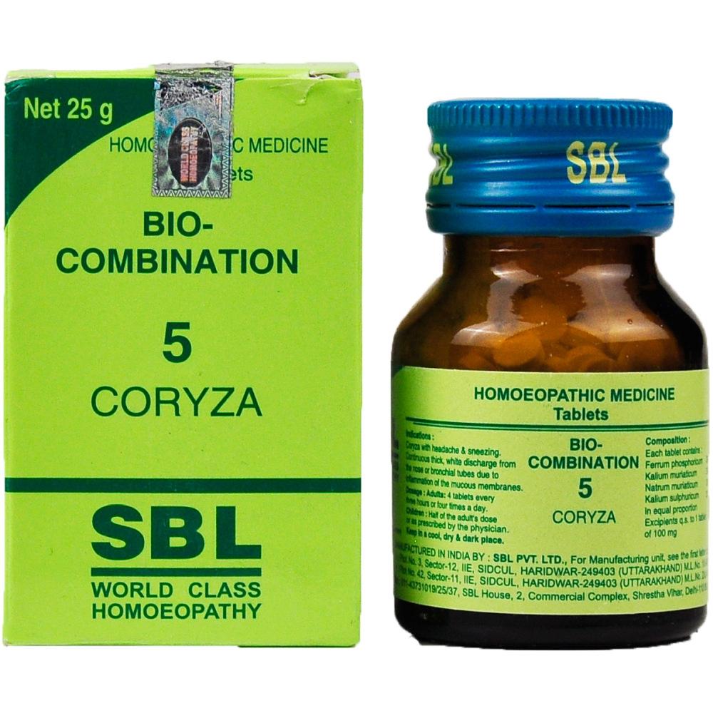 SBL Bio Combination 5 25g
