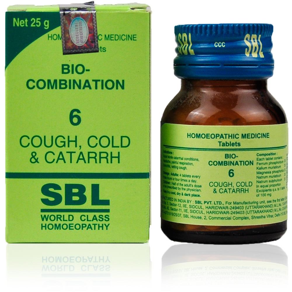 SBL Bio Combination 6 25g