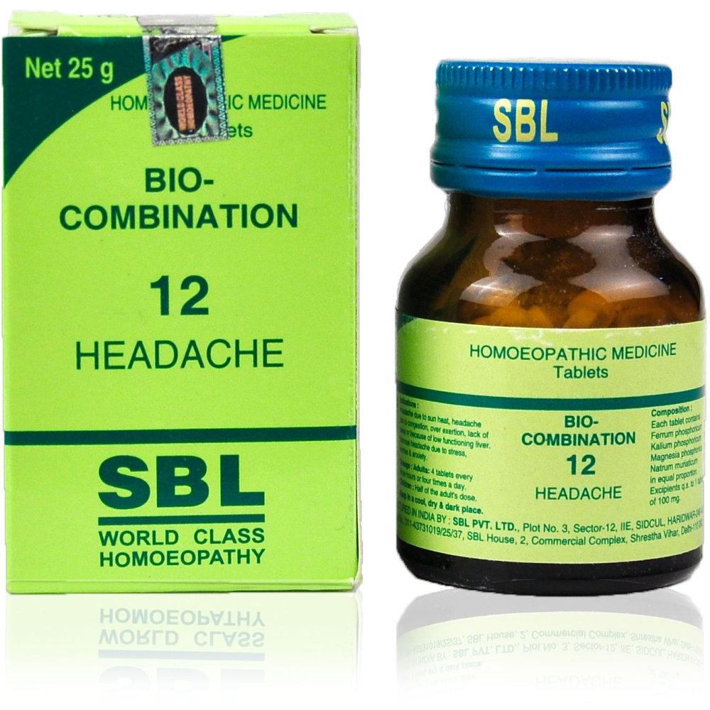 SBL Bio Combination 12 25g