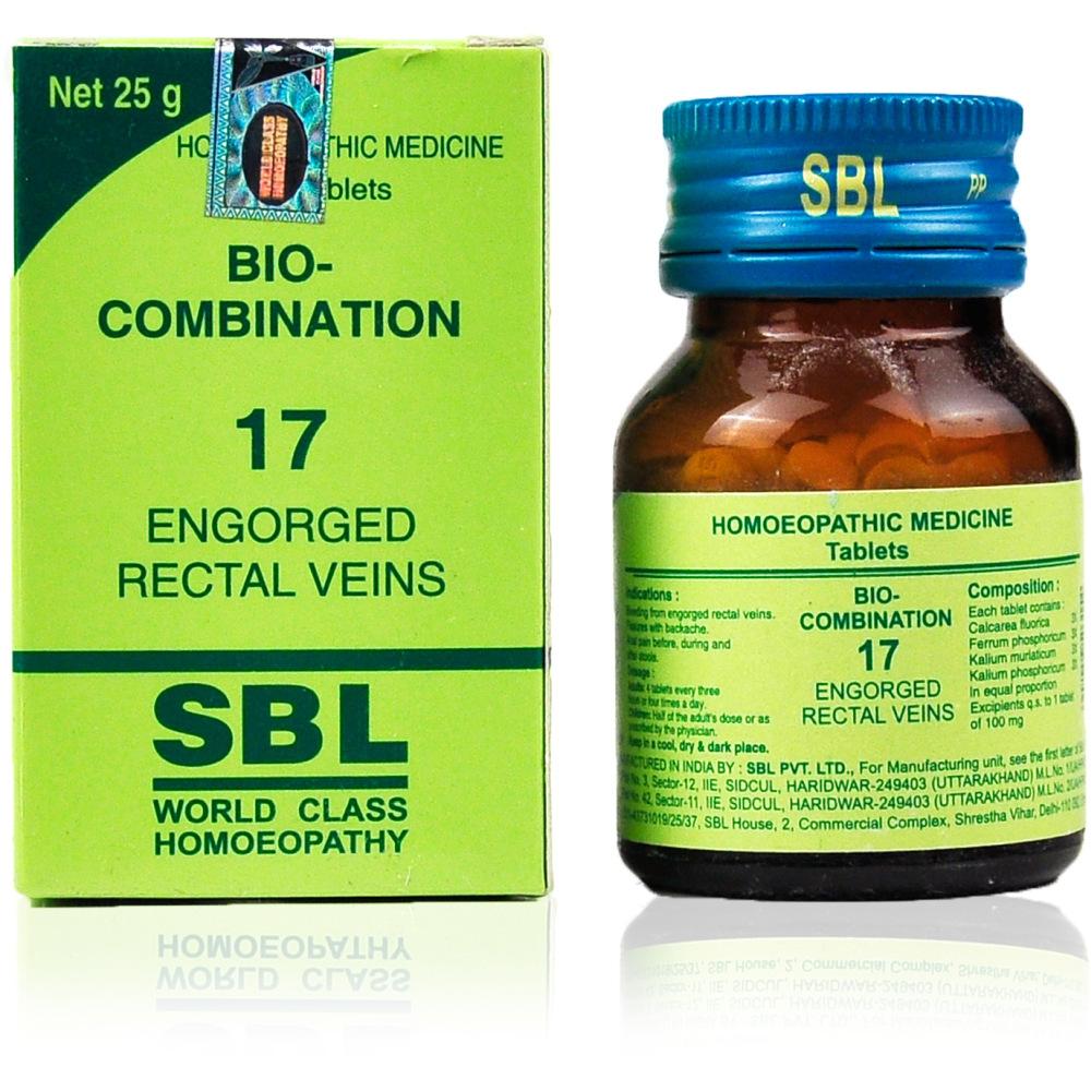 SBL Bio Combination 17 25g
