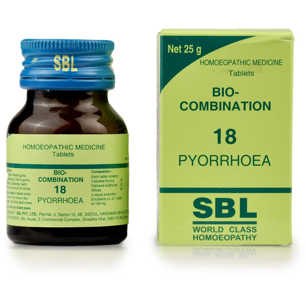 SBL Bio Combination 18 25g