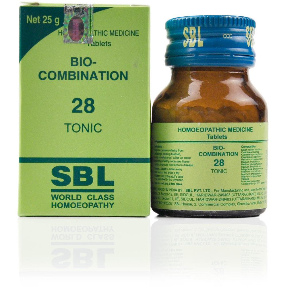 SBL Bio Combination 28 25g